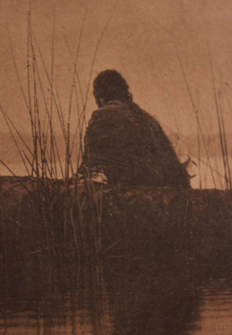 Print, Edward Curtis, Kutenai Duck Hunter - 7