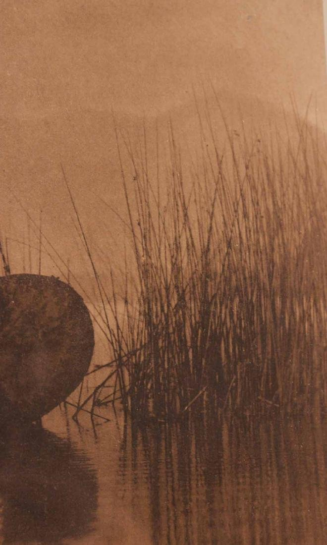 Print, Edward Curtis, Kutenai Duck Hunter - 8