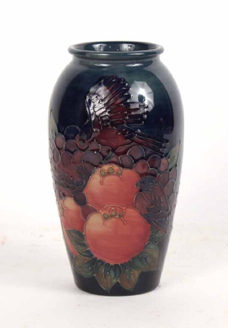 Moorecroft Pottery Vase