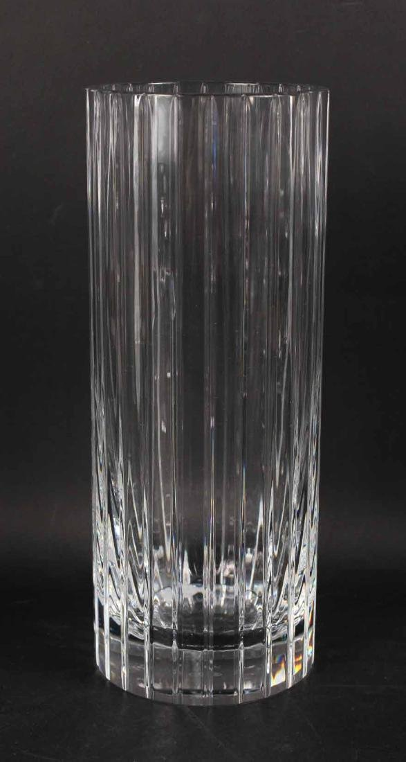 Baccarat Crystal Vase and Decanter - 2