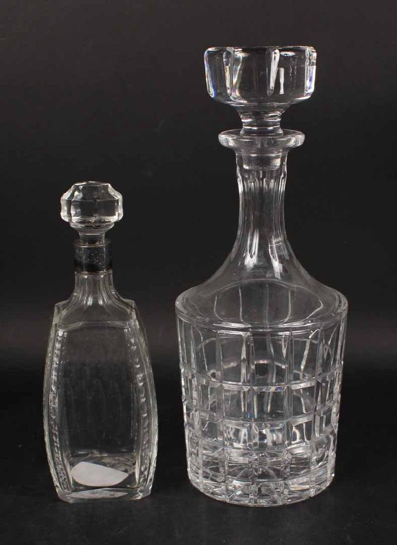 Baccarat Crystal Vase and Decanter - 5