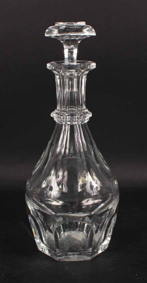 Baccarat Crystal Vase and Decanter - 6