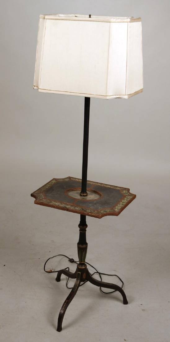 Two Table Floor Lamps - 6