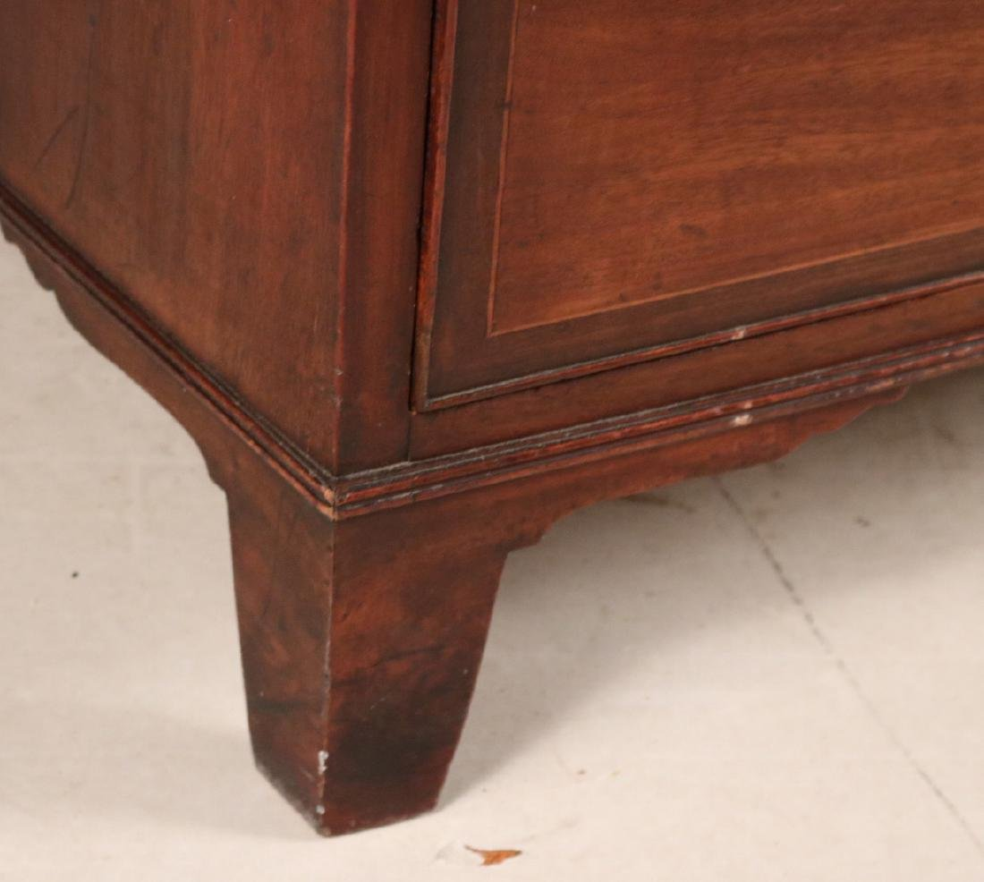 Federal Style Inlaid Mahogany Chest of Drawers - 3
