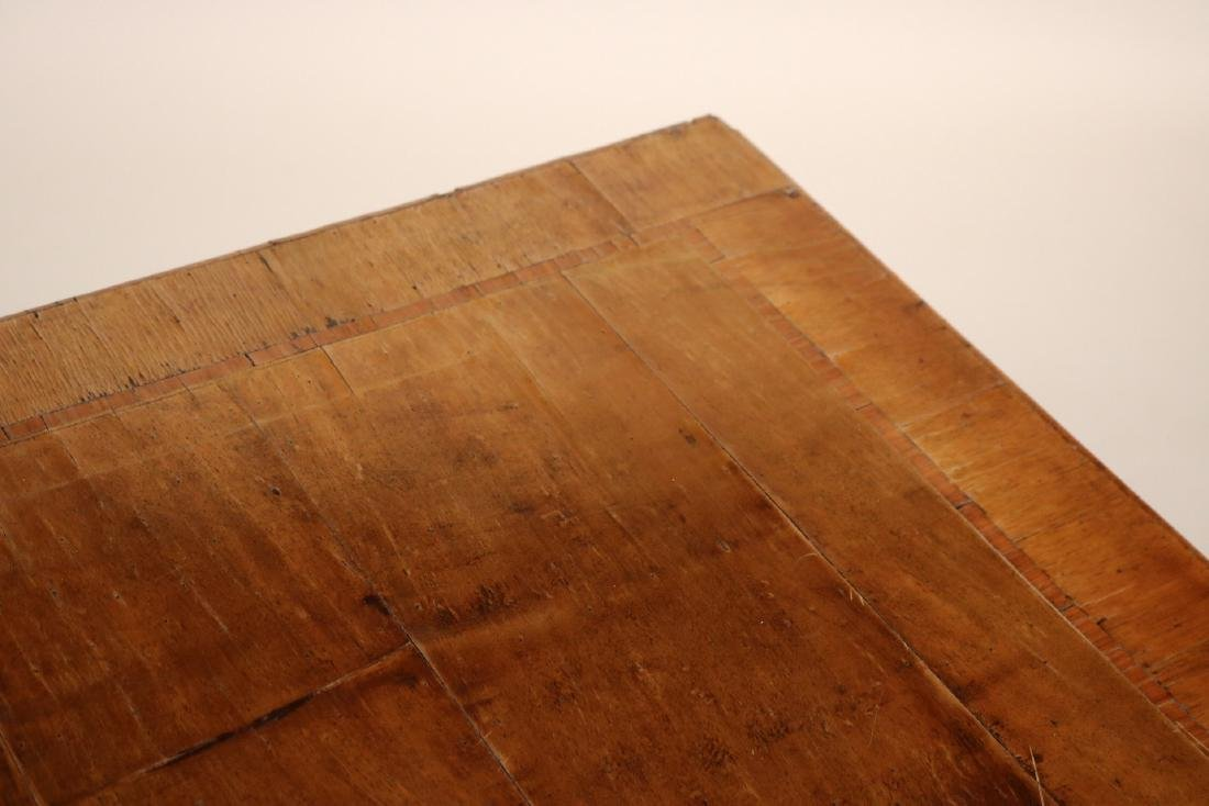Neoclassical Marquetry Inlaid Writing Desk - 5