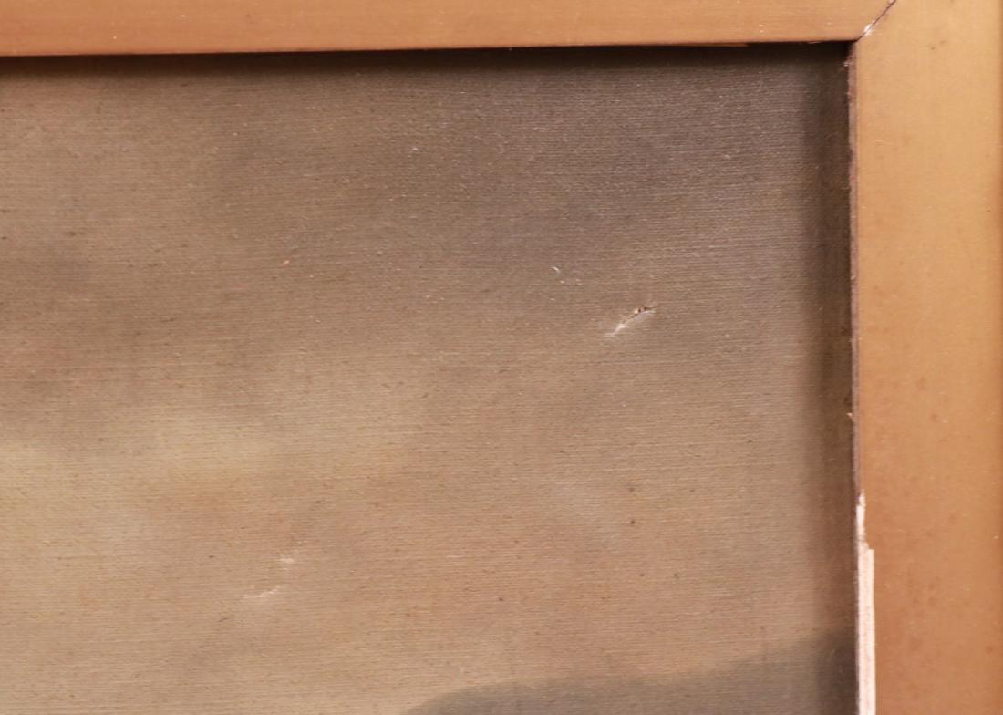 Oil on Canvas, Riverscape, B.T. Griffiths - 6