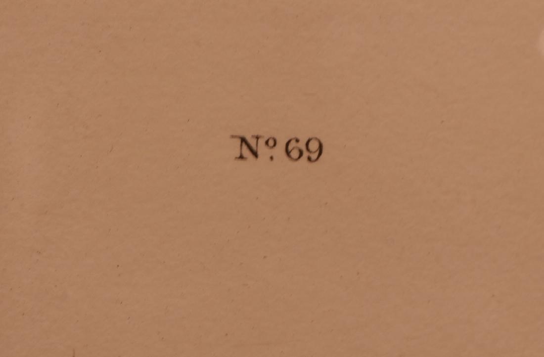 "Lithograph, ""Ruddy Duck,"" J.J. Audubon - 5"