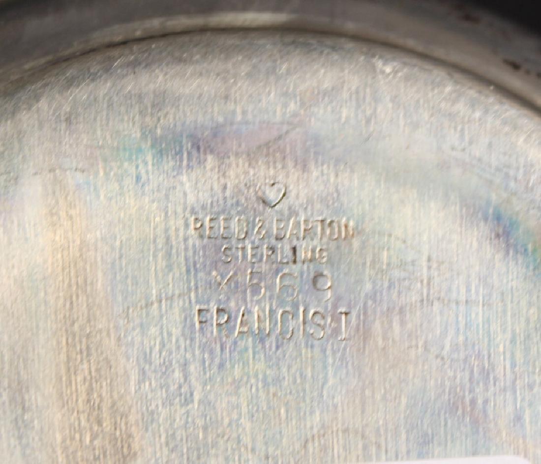 "Reed&Barton ""Francis I"" Sterling Silver Porringer - 7"