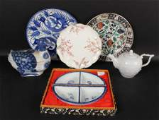 Assorted Ceramic Table Articles