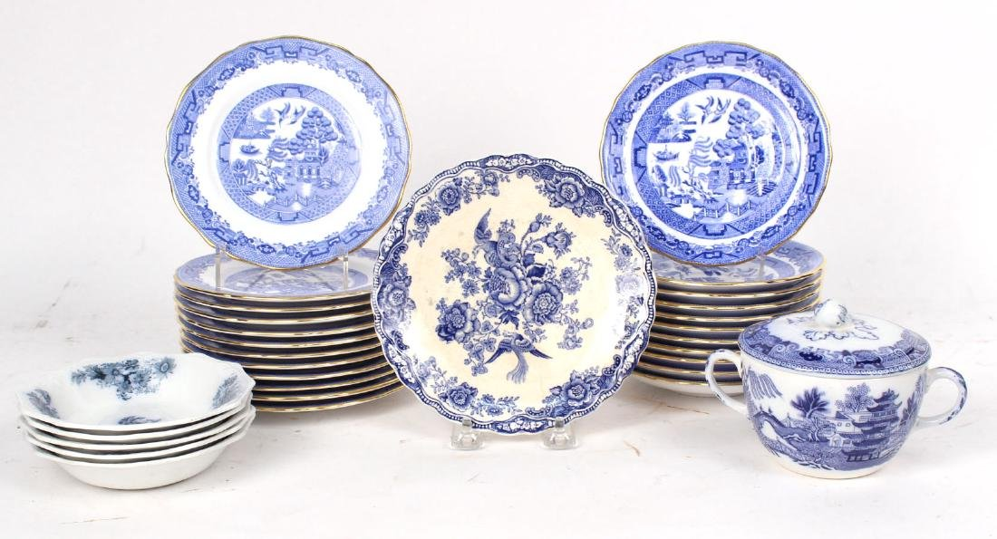 COPELAND SPODE TABLE ARTICLES