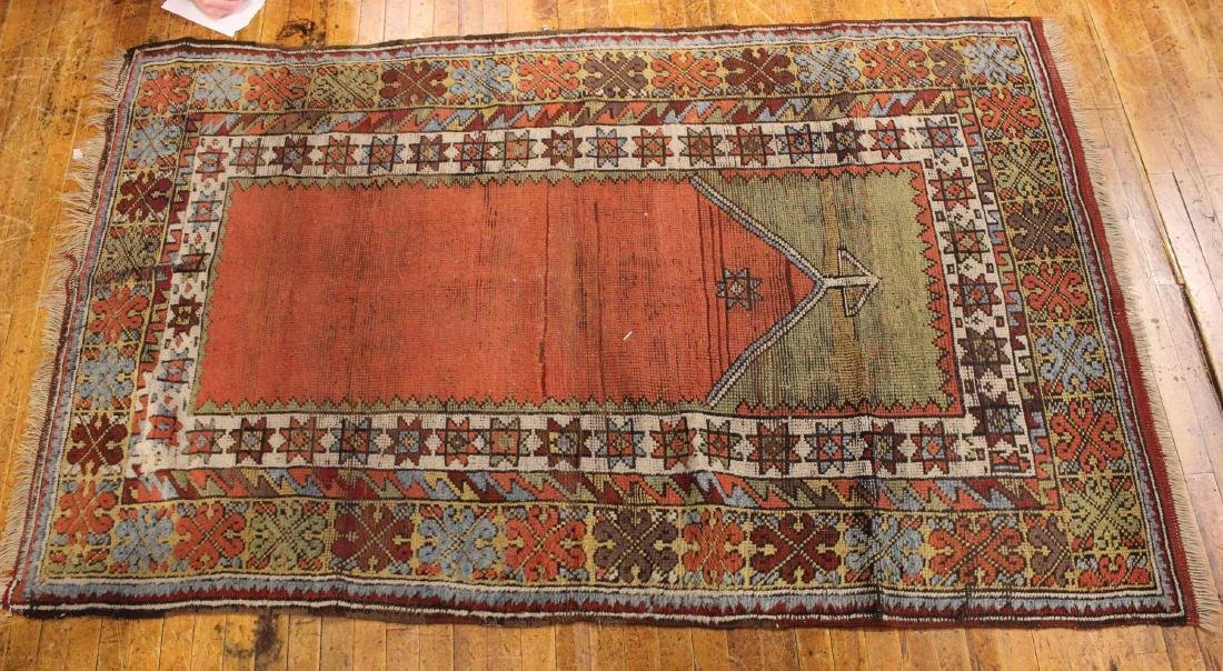 Tribal Prayer Rug