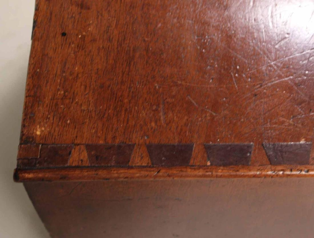Regency Mahogany Collector's Cabinet - 4