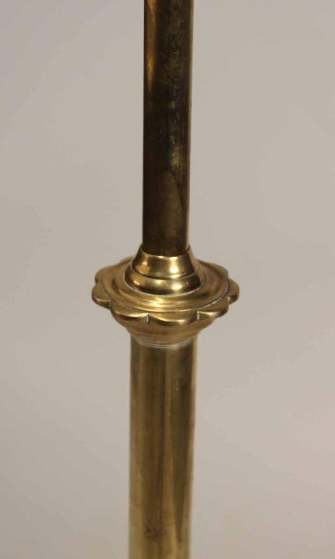 Brass Floor Lamp - 4
