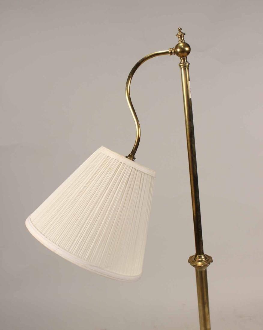 Brass Floor Lamp - 5