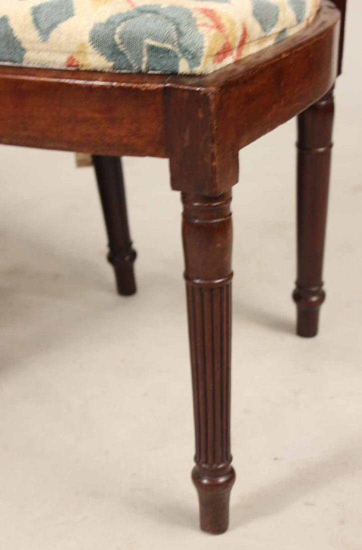 Pair of Federal Mahogany Side Chairs - 3