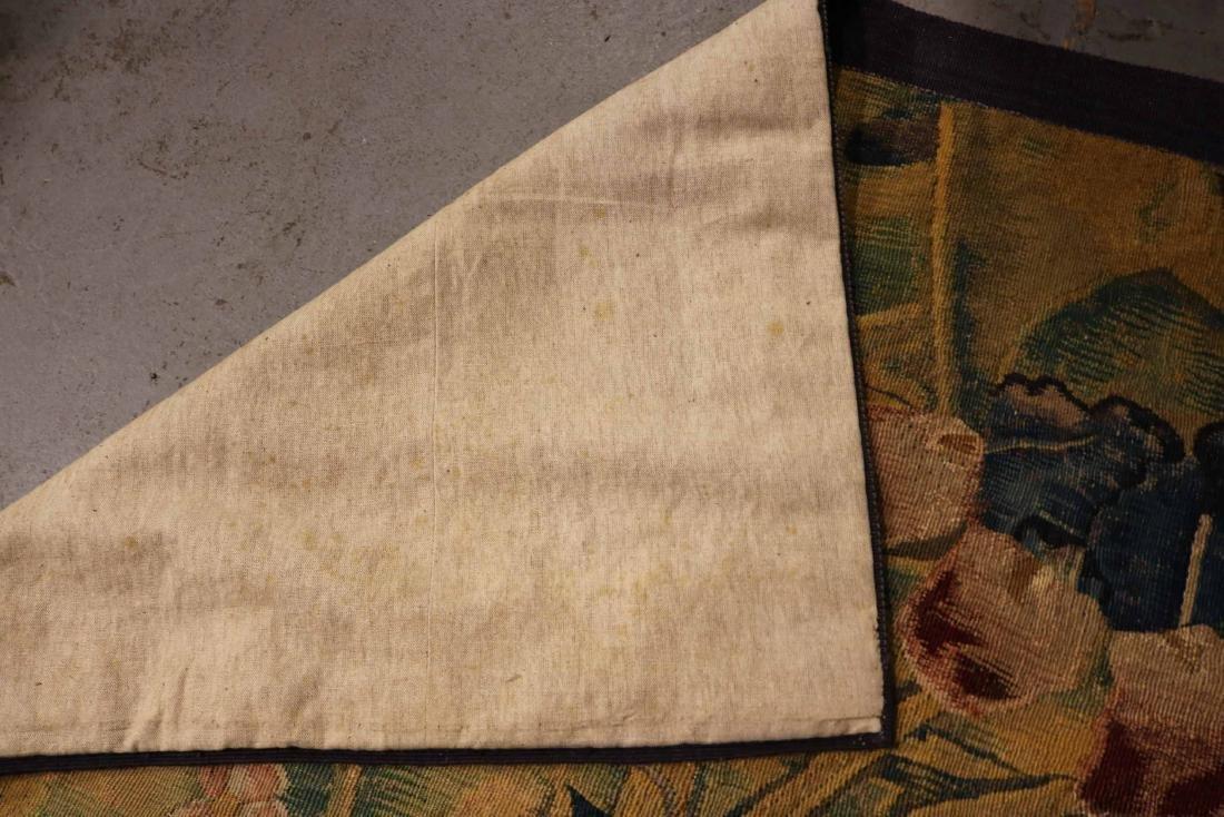 Aubusson Verdure Tapestry - 10