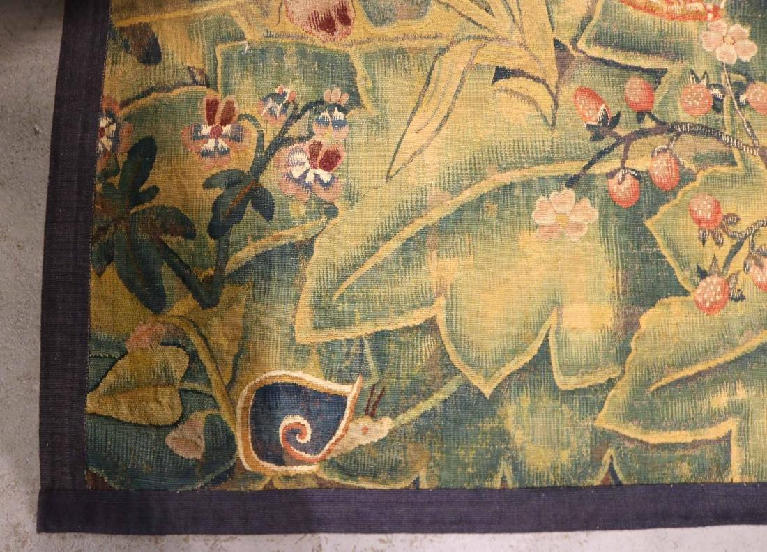 Aubusson Verdure Tapestry - 2