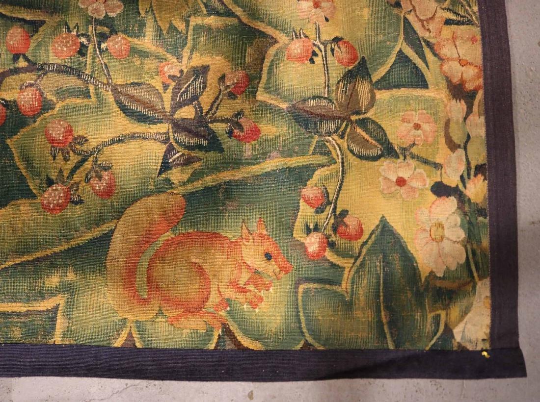 Aubusson Verdure Tapestry - 3