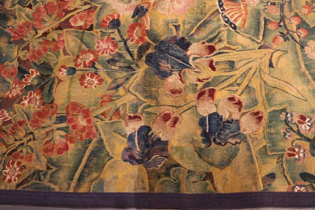 Aubusson Verdure Tapestry - 4
