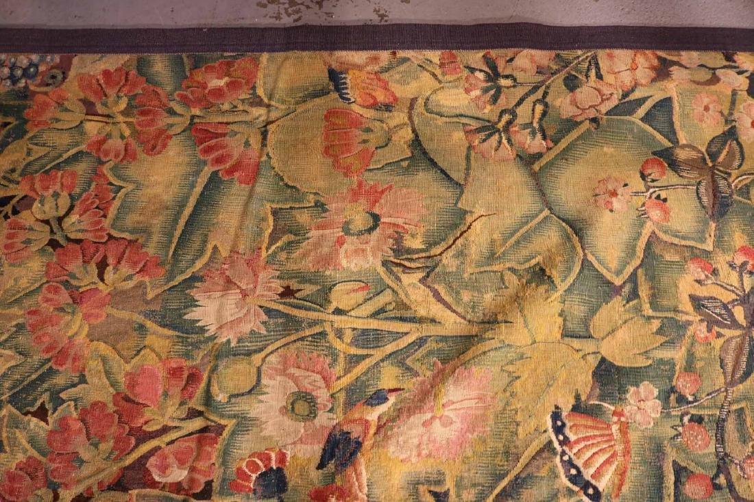 Aubusson Verdure Tapestry - 5