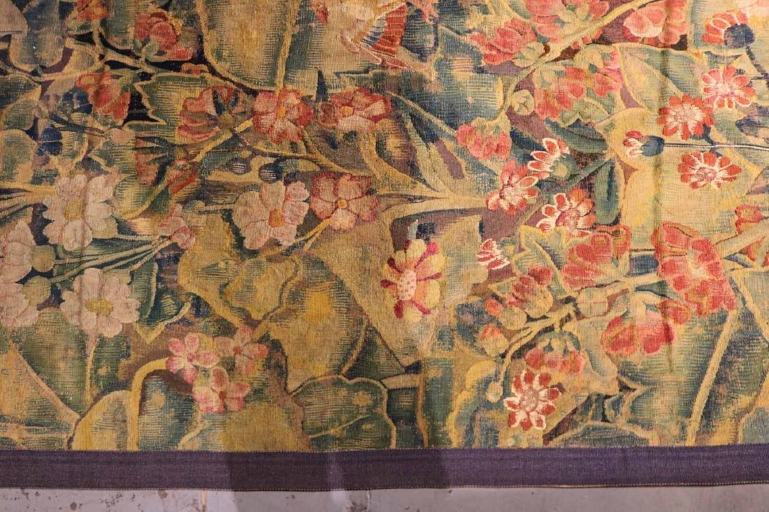 Aubusson Verdure Tapestry - 6