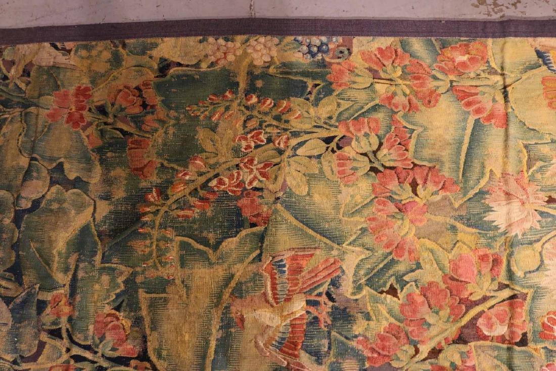Aubusson Verdure Tapestry - 7