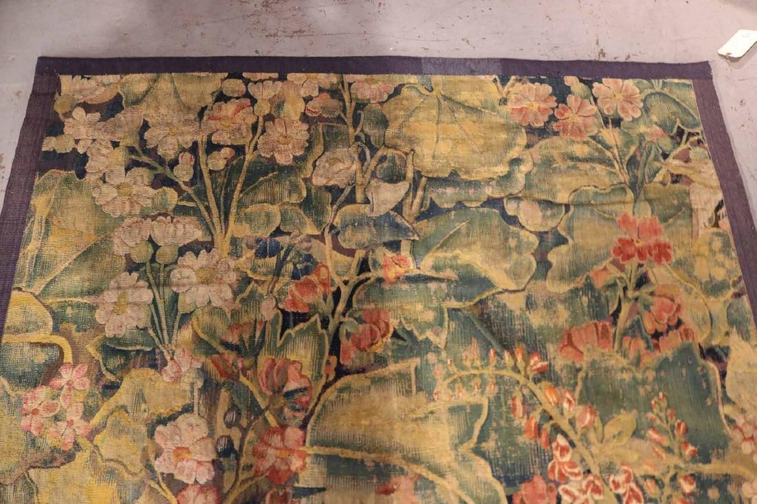 Aubusson Verdure Tapestry - 8
