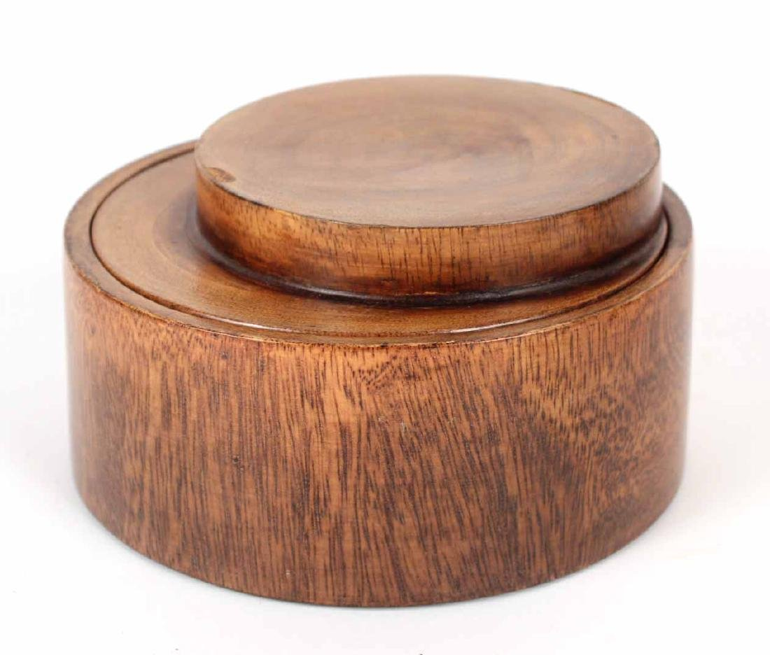 Group of Ten Wood Objects - 4