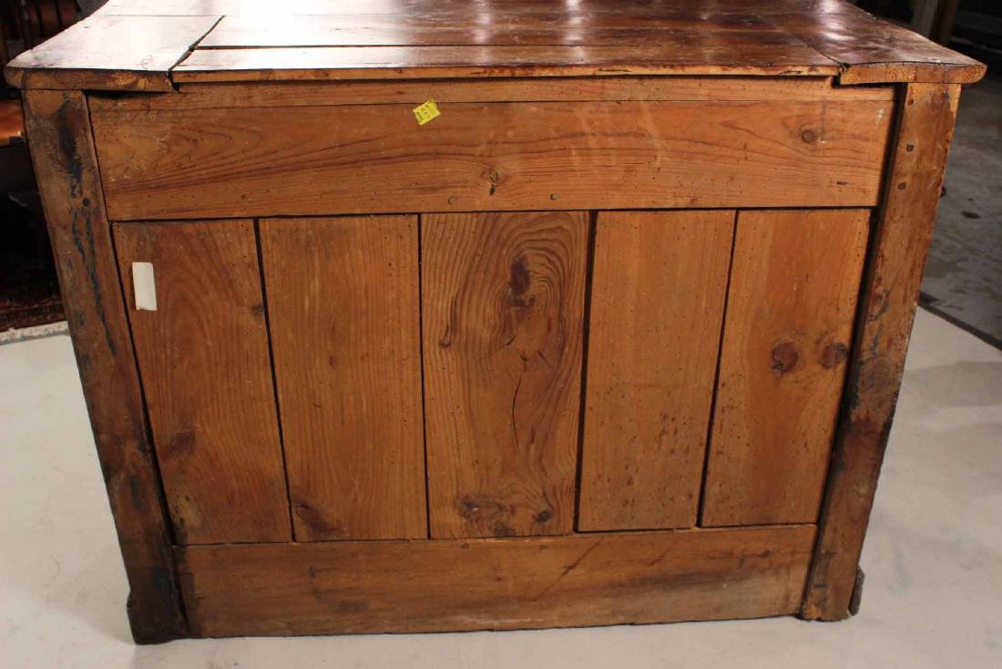 French Provincial Walnut Buffet - 8