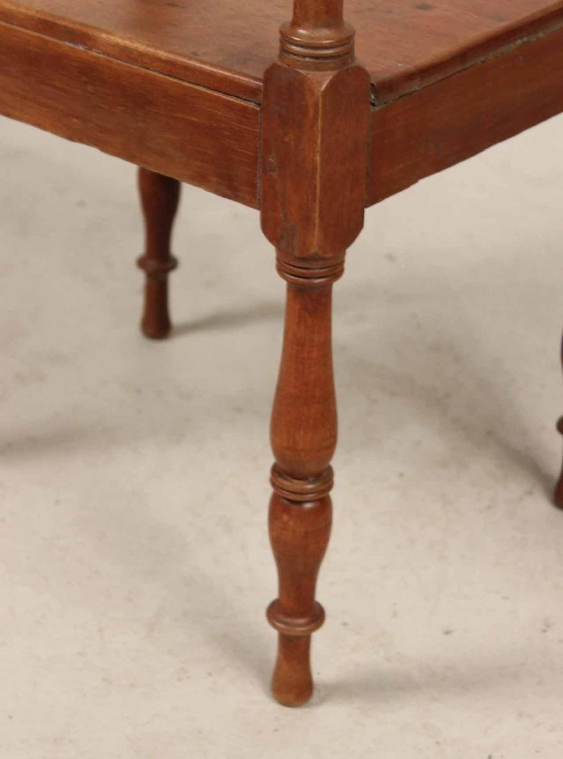 Federal Style Pine Washstand - 3