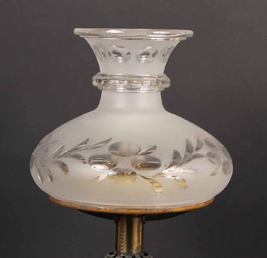 Gilt Bronze Sinumbra Fluid Table Lamp - 3