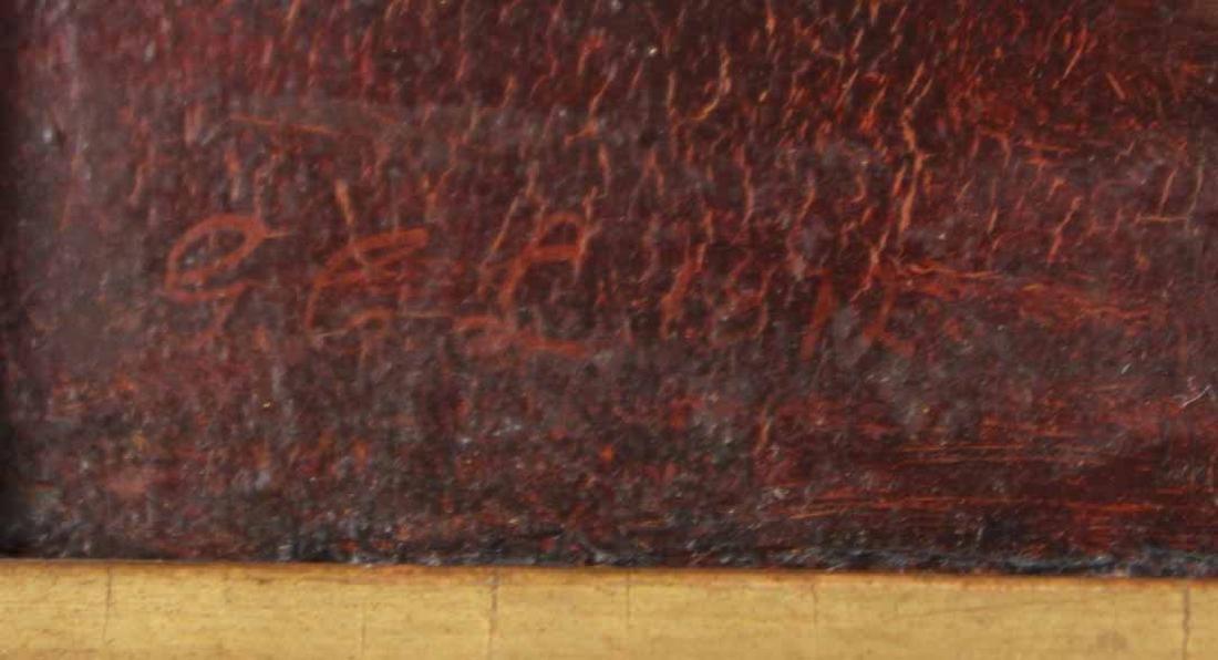 Oil on Board Still Life, George Cochran Lambdin - 5