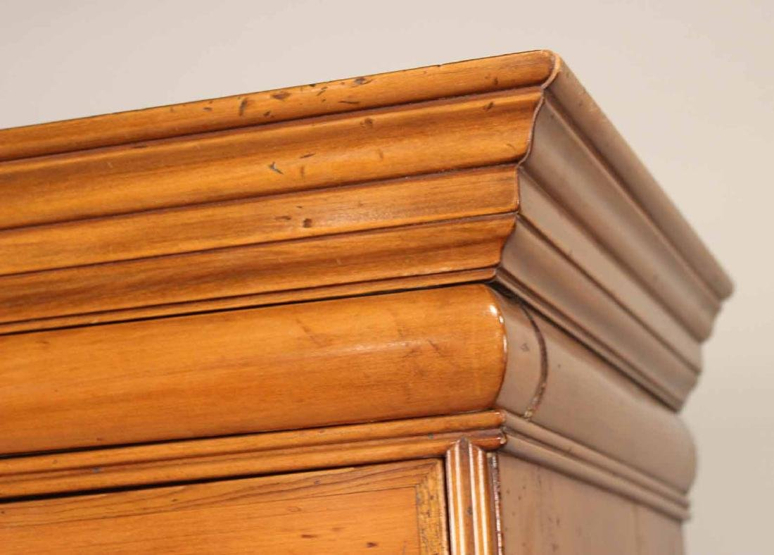 William and Mary Cherrywood High Chest of Drawers - 2