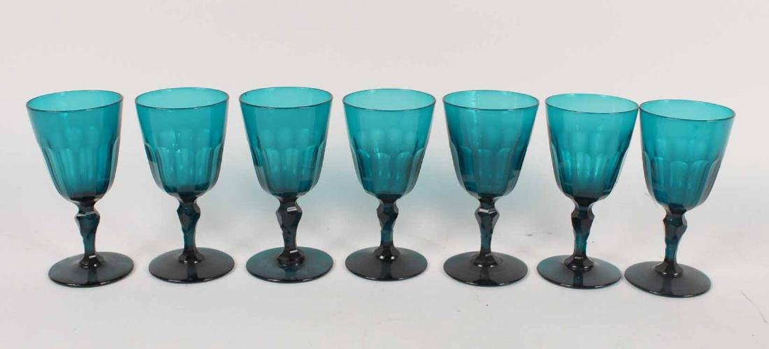 Assorted Glass Stemware and Tumbler Glasses - 2