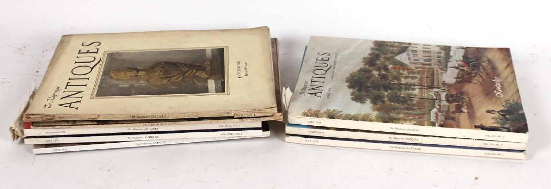 """Collection of Bound """"Antiques"""" Magazines - 2"""