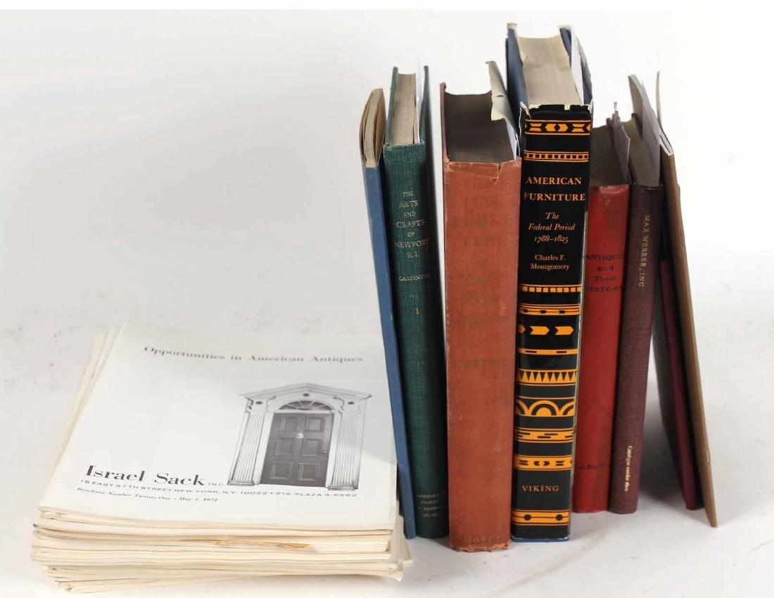 Books Pertaining to Antique Furniture