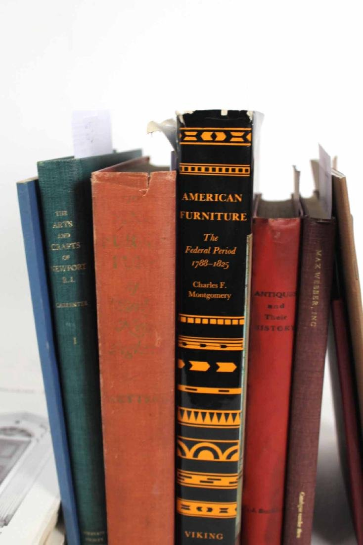Books Pertaining to Antique Furniture - 3