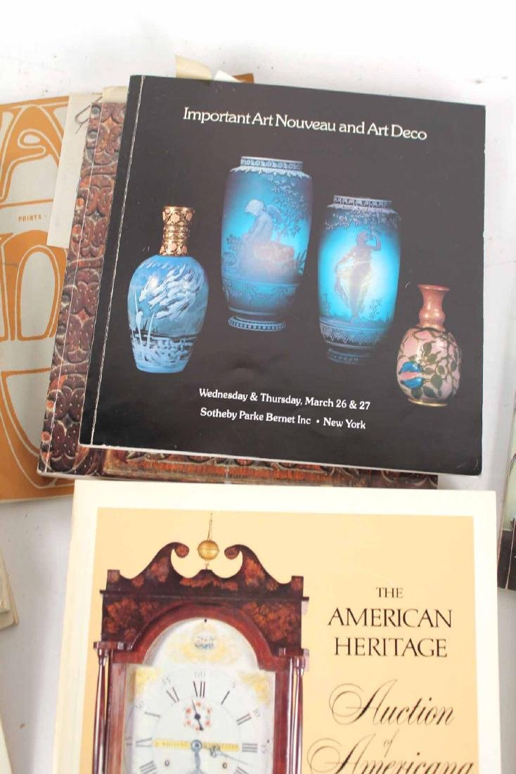 Large Collection of Auction Catalogs - 3