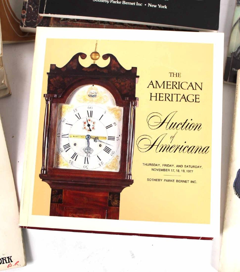 Large Collection of Auction Catalogs - 4