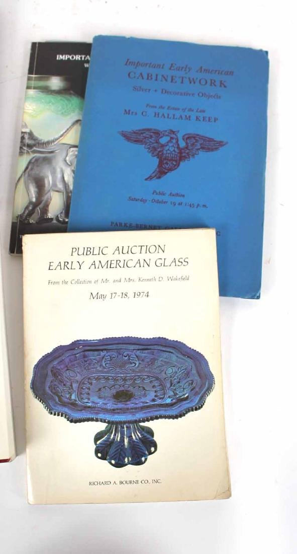 Large Collection of Auction Catalogs - 5