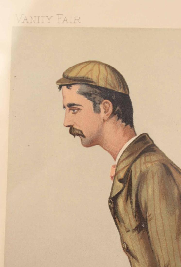 Lithograph, Vanity Fair, John Ball Golfer - 4
