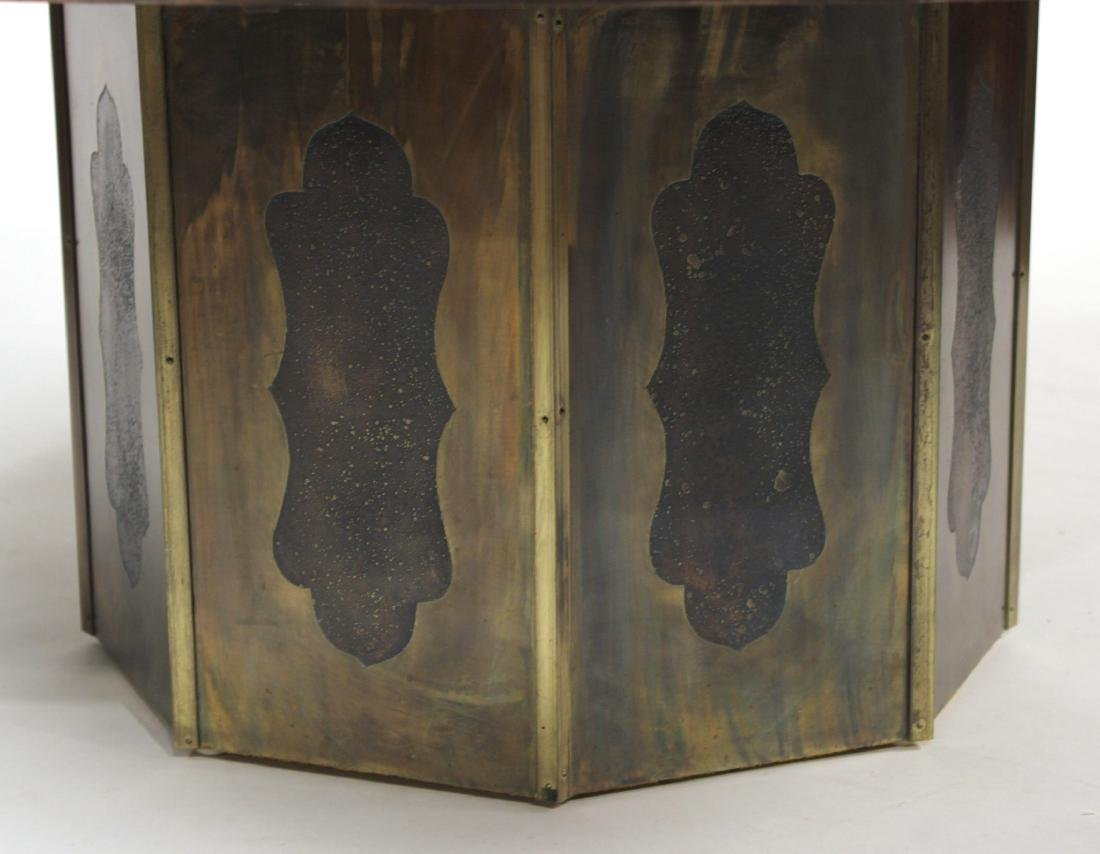 Philip and Kelvin LaVerne Bronze Table - 8