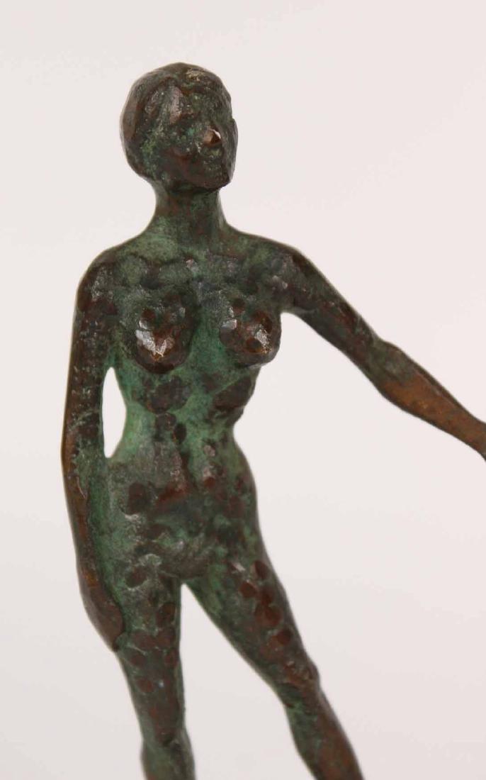 Five Bronze Sculptures by Bradley - 10