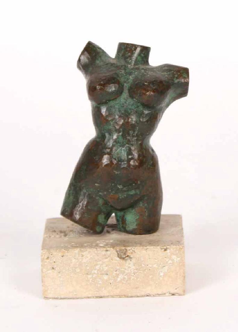 Five Bronze Sculptures by Bradley - 6