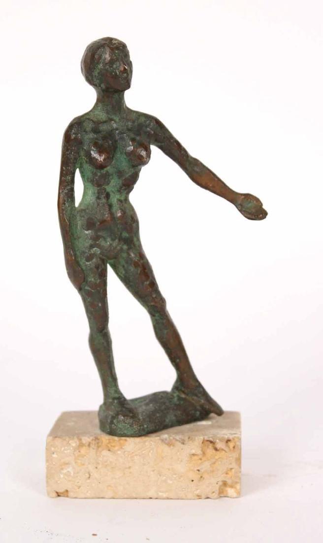 Five Bronze Sculptures by Bradley - 9