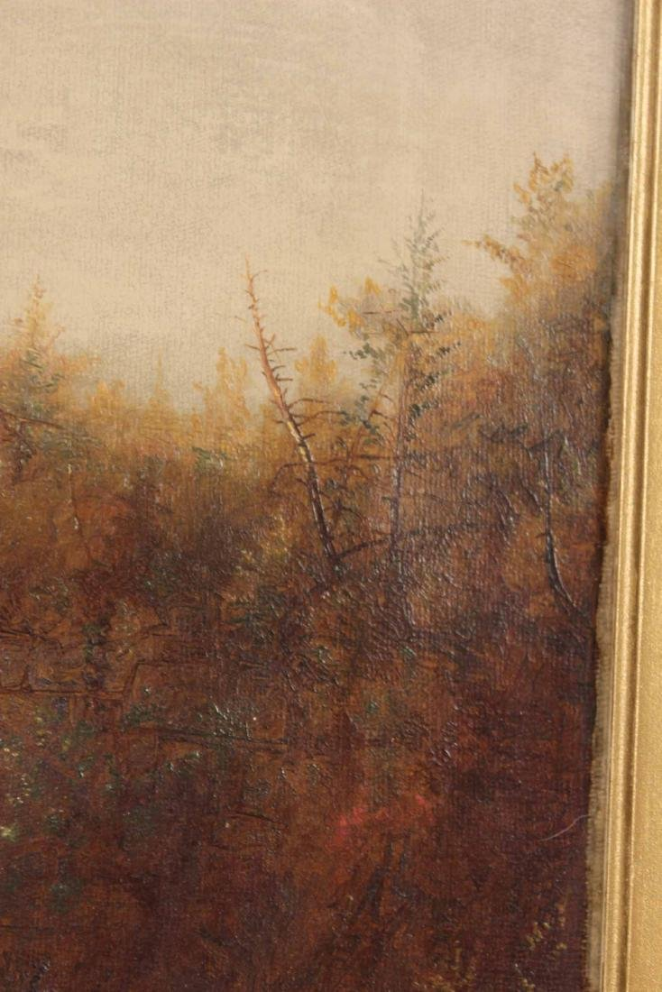 Oil on Canvas, Fisherman, Dwight Williams - 6