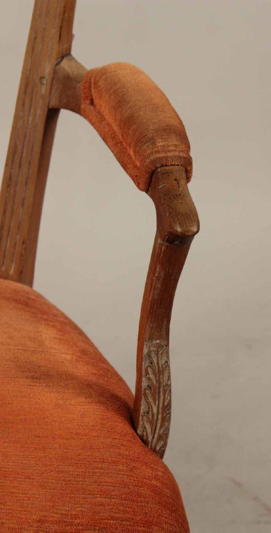 Louis XVI Carved Beechwood Side Chair - 10