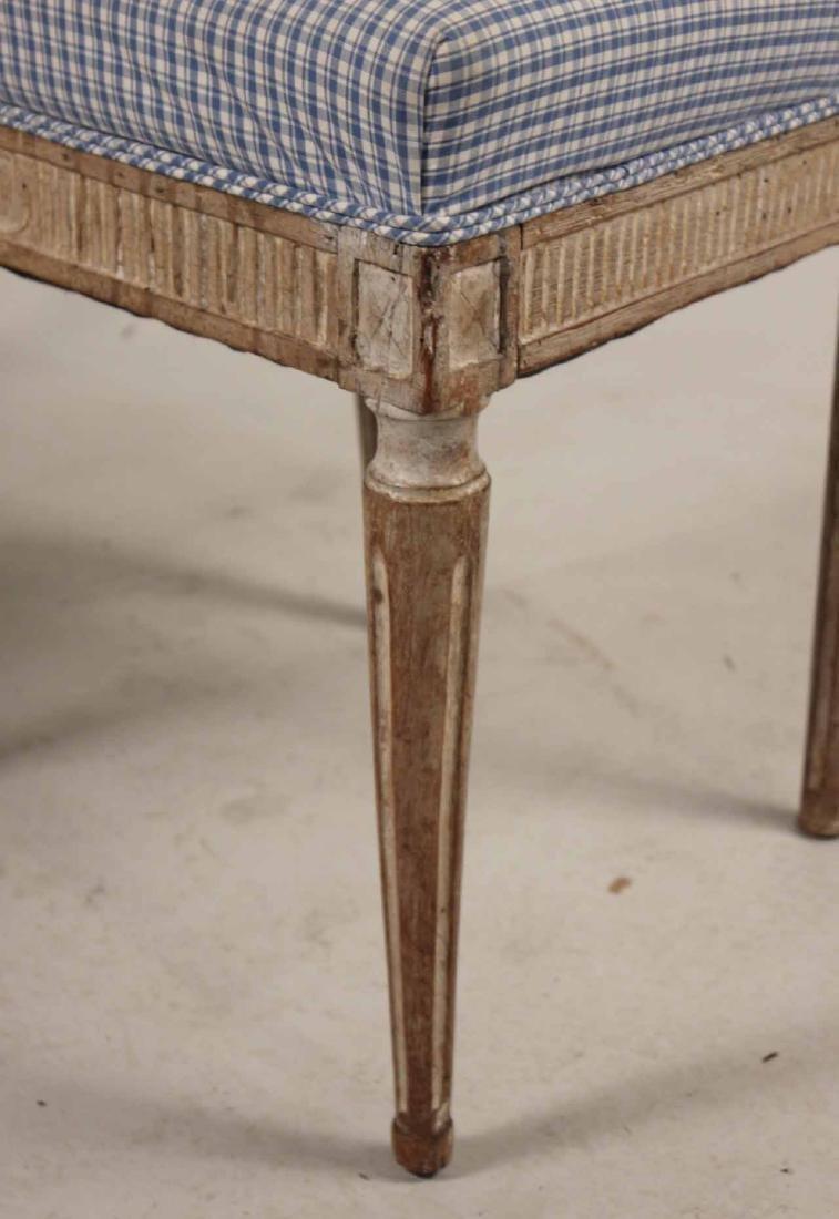 Louis XVI Carved Beechwood Side Chair - 3