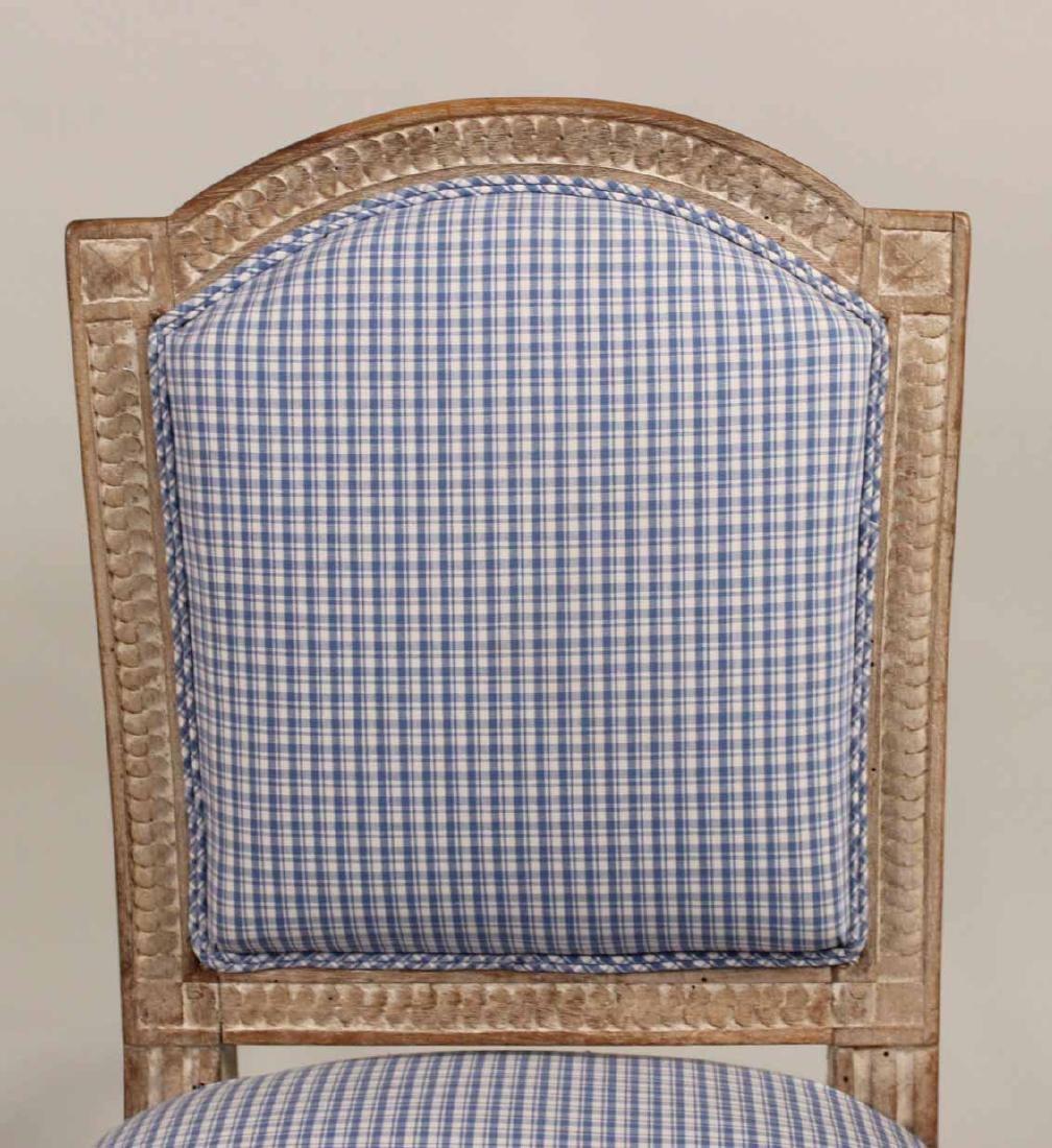 Louis XVI Carved Beechwood Side Chair - 4