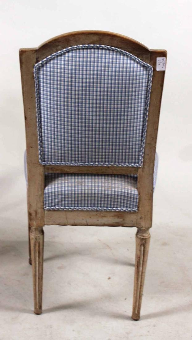 Louis XVI Carved Beechwood Side Chair - 7